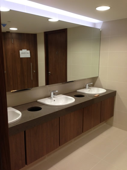 Unitline Systems High Wycombe Buckinghamshire Commercial Projects Bespoke Joinery